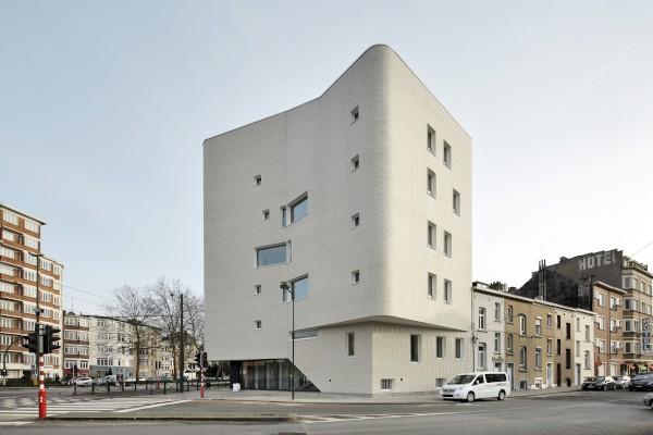 Contrats de quartiers durables immeuble navez portaels