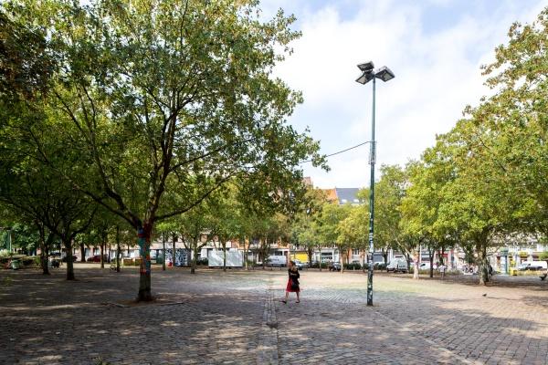 Rencontre autour du futur Parc Marie-Janson